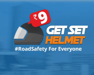 buy helmet from droom at Rs 9 only 17th January