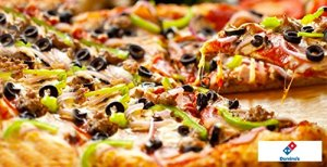 Amazon - Buy Dominos Pizza- Instant Voucher at Flat 25% Discount