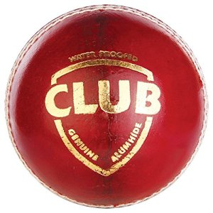 (Price-Up) Amazon Loot – Buy SG Club Leather Balls, Pack Of 12 (Red) at Rs 549 only