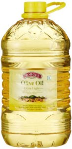 Amazon - Buy Borges Olive Oil Extra Light Flavours of Olives, 5L at Rs 2249 only