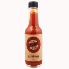 Amazon - Buy Chib's Red Chilli Hot Sauce, 150ml at Rs 55 only