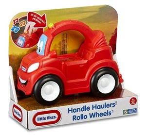 Amazon - Buy Handle Haulers® - Rollo Wheels at Rs 599 only