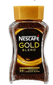 Nescafe Gold Blend Coffee, 50g