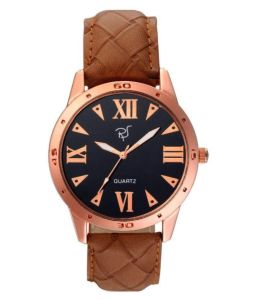 Rico Sordi Brown Analog Watch