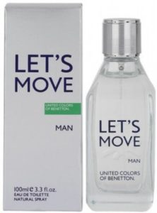 United Colors of Benetton Lets Move EDT