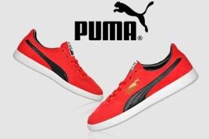 puma shoes at flat 70 discount myntra