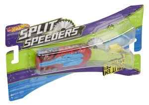 Amazon - Buy Hot Wheels Split Speeders Drag, Multi Color at Rs 268 only