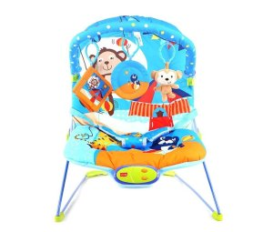 Amazon - Buy LuvLap Baby Bouncer Magic Circus at Rs 1799 only