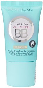 Amazon - Buy Maybelline New York BB Cream, Natural, 18ml at Rs 140 only