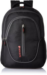Amazon - Buy Safari 25 ltrs Casual Backpack (Boing-Black-LB) at Rs 534 only