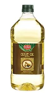Delmonte Extra Lite Olive Oil, 2L