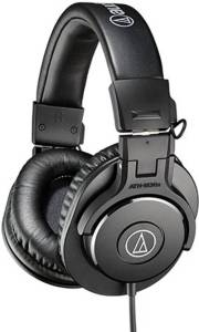 Flipkart - Buy Audio Technica ATH-M30x Wired In-the-ear Wired Headphones  (Black, Over the Ear) at Rs 3,999 only