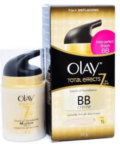 Olay ANTI-AGEING CREAM+TOUCH OF FOUNDATION (50 g)