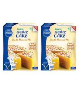 Snapdeal - Buy Pillsbury Vanilla Cooker cake Spread 159 gm Pack of 2 at Rs 75 only