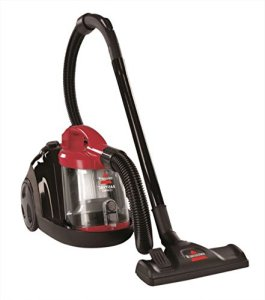 Amazon - Buy Bissell 1273K 1500W Easy Cylinder Bagless Vacuum Cleaner (RedBlack) at Rs 3,990 only