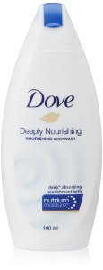 Amazon - Buy Dove Deeply Nourishing Body Wash, 190 ml at Rs 99 only