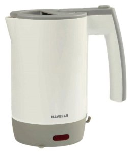Amazon - Buy Havells Travel Lite 0.5-Litre 1000-Watt Kettle (Beige) at Rs 489 only