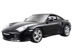 Bburago Porsche 911 Turbo (Black) for Rs.1,349