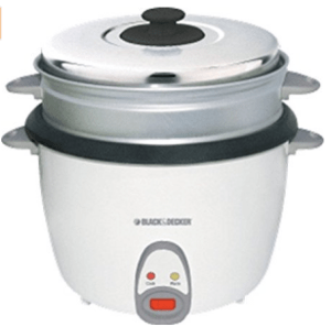 Black & Decker RC2800 900-Watt 2.8-Litre Rice Cooker at Rs.2,086