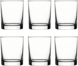 Flipkart - Buy Pasabahce Glass Set  (250 ml, Clear, Pack of 6) at Rs 149 only