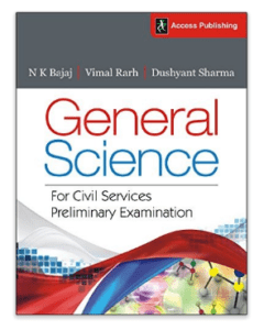General Science for Civil service Preliminary Examinations (Paperback) at Rs.175