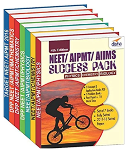 NEET/ AIPMT/ AIIMS Success Pack (4th Edition) for Medical Entrance Exams