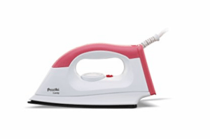 Preethi Candy DI 508 1000-Watt Dry Iron (Pink/White) at Rs.568