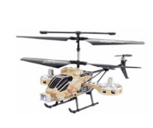 Saffire Expert 4.5 Channel Remote Control Helicopter