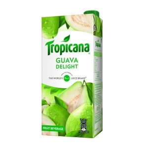 Tropicana Guava Delight, 1000ml Rs 49 only amazon