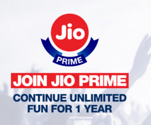 jio prime at Rs 49 only 1 year membership phonepe app