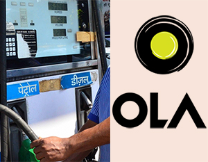 ola money get 20 cashback at petrol pumps