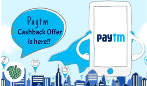 paytm get mobile recharge of Rs 1200 in just Rs 300 loot