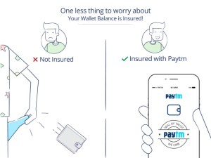 paytm wallet balance now insured be worry free dealnloot