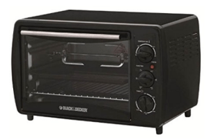 Black & Decker TRO2000R 19-Litre Toaster Oven with Rotisserie at Rs.4,454