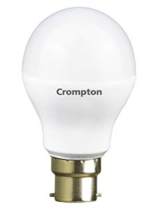 Crompton 9WDF B22 9-Watt LED Lamp (Cool Day Light) at Rs.99