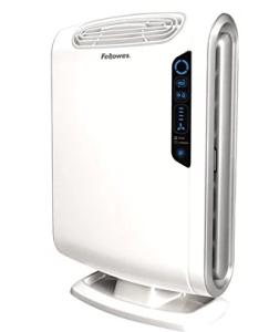 Fellowes Aeramax DB55 True HEPA Air Purifier (White)