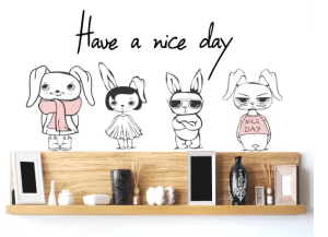 Minimum 85% Off On DeStudio Large Wall Stickers