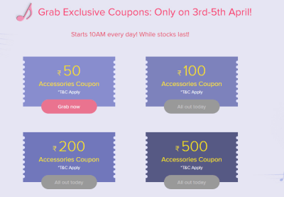 mi fan festival accessories coupons