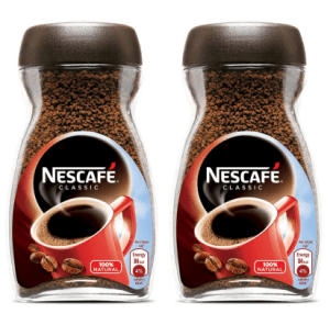 nescafe coffee at 40% off
