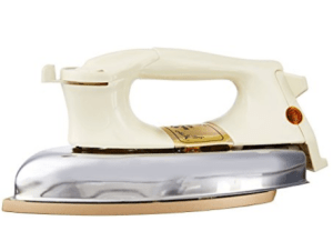 Bajaj DHX 9 1000-Watt Dry Iron at rs.725