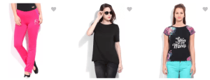 Flat 70% Off On Women's Branded Clothing