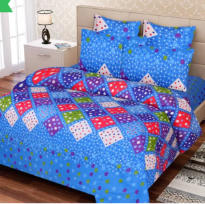 Flipkart-Upto 75% Off On IWS Cotton Printed Double Bedsheets Starting at Rs.299