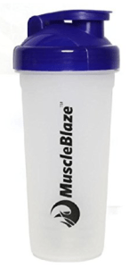 Amazon – Buy MuscleBlaze Shaker, 650 ml at Rs 149 only