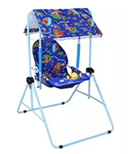 Natraj Cozy Room Swing (Blue) at rs.1,209