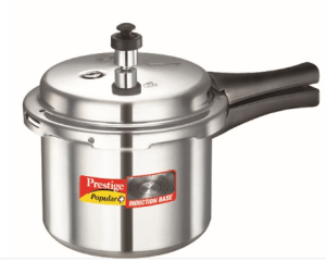 Prestige Popular Plus 3 LTR Outer Lid - Aluminium Pressure Cooker at rs.680