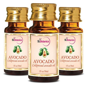 StBotanica Avocado Pure Aroma Carrier Oil, 30ml - 3 Bottles - Useful for Hair, Skin at rs.745