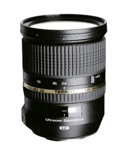 Tamron SP 24-70mm F2.8 Di VC USD Zoom Lens for Nikon DSLR Lens at rs.45,999