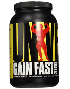 Universal Nutrition Gain Fast 3100 (Chocolate Shake) 2.55 lb at rs.1,541