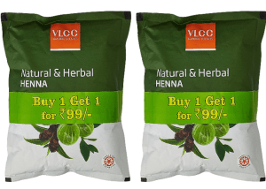 VLCC Natural and Herbal Heena Buy 2 at Rs.41 Only