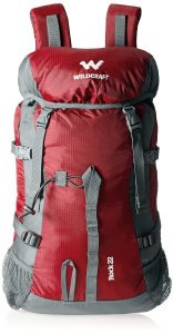 Wildcraft 30 Ltrs Red Rucksack (Rock 2_Red) at Rs 1264 only amazon